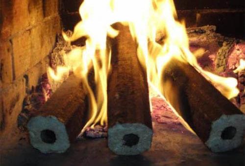 топливо для камина